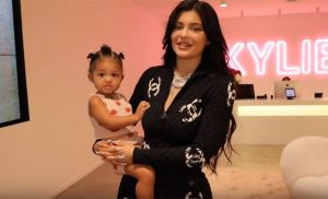 Kylie Jenner Shows Off Stormi's Room During Kylie Cosmetics Office Tour: 'She Is Always Here'