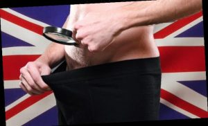 NHS reveals average size of a UK male penis in staggering health guide for men