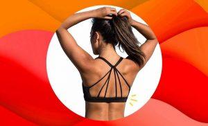 This Cheap Yoga Sports Bra Has 600 5-Star Reviews On Amazon