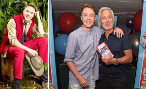 Martin Kemp brain tumour: Son Roman opens up about star's health on I'm A Celebrity