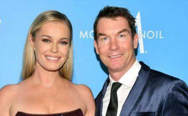 How Jerry O'Connell, Rebecca Romijn Embarrass Their Twin Daughters
