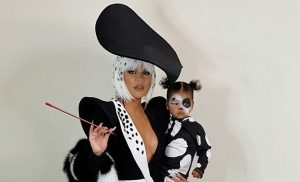 Seeing Spots! Khloe Kardashian, True Wear '101 Dalmatians' Costumes