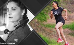 Prepping for a marathon run? Seek fitness inspiration from Saiyami Kher