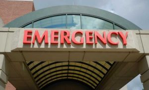 The cost of waiting in emergency departments