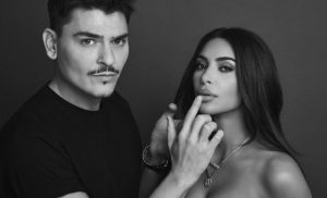 The Artist and His Muse: Mario Dedivanovic, Kim Kardashian Talk Second Beauty Collab