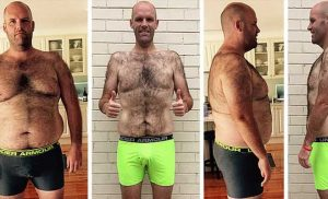 This Man Ate Only Potatoes For One Year and Lost 117 Pounds
