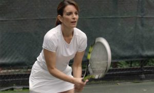 Tina Fey Accepted the Role in Modern Love (in Part) for the Tennis Lessons