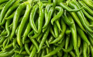 Here's why you should spice up your dishes with green chilli