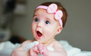 The most popular baby girl names of this past decade