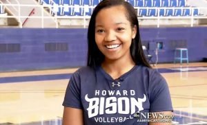 Howard University Volleyball Player Skips Final Tournament to Make Stem Cell Donation to a Stranger
