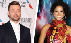 Justin Timberlake Apologizes After Being Caught Holding Hands With Co-Star