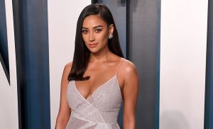 Shay Mitchell Opens Up About Her Emotions 'Going Up and Down' After Baby