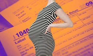 What Every Pregnant Person Needs to Know About Doing Taxes This Year