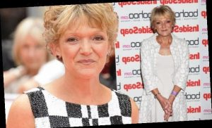 Gillian Wright health: Eastenders actress opens up about her 'brush with death'