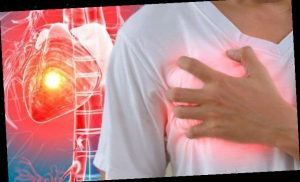 Heart attack symptoms: Three signs your heartburn could actually be a heart attack