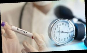 High blood pressure: Could blood pressure medications increase your risk of coronavirus?