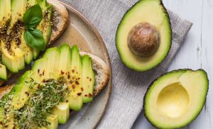 Avocados improve concentration