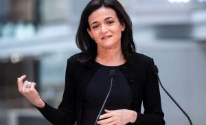 Sheryl Sandberg Implores Men to 'Step Up at Home' During Coronavirus Pandemic Social Distancing