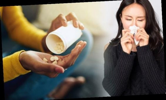 Best supplements for the immune system: The vitamin proven to prevent infection