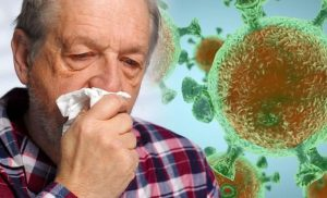 Coronavirus symptoms: What is a continuous cough?