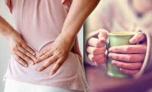 Back pain – the best morning drink to avoid waking up with backache