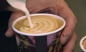 Free coffee after Lockdown-the end: new Zealand government sets the warning level down