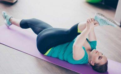 Pilates brings the blood pressure down