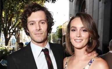 Future Family of 4! Leighton Meester, Adam Brody Expecting 2nd Child