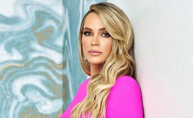 Teddi Mellencamp: I 'Can Do Anything' After Filming 'RHOBH' While Pregnant