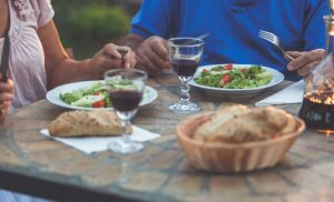 Mediterranean diet reduces risk of cognitive impairment
