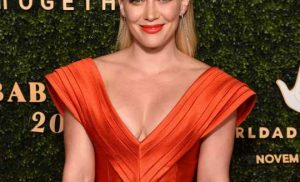 Hilary Duff's Company Is Donating Baby Products to Help Parents During Coronavirus Crisis
