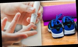 Diabetes type 2 – amount of time you should exercise every day to avoid high blood sugar