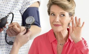 High blood pressure: Experiencing this sensation in your ear could signal an early warning