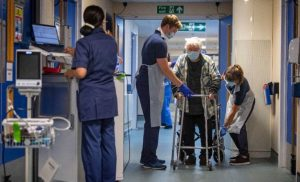 Coronavirus deaths: 10th of the residents in care homes struck down