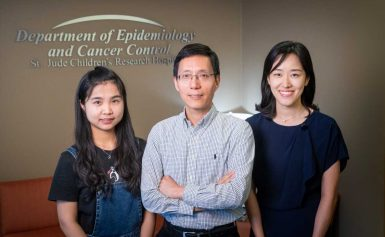 Identifying survivors at high risk of secondary cancers
