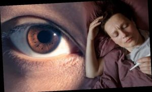 Coronavirus symptoms update: The tell-tale signs in the eyes you could have COVID-19
