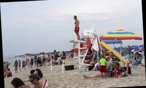 At Least 29 New Jersey Lifeguards Have Tested Positive for the Coronavirus, Health Officials Say