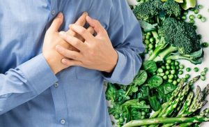 Heart attack diet – the best vegetable to protect against deadly heart disease