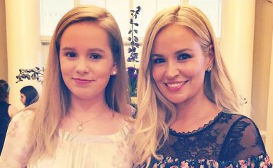 All Grown Up! Bachelorette's Emily Maynard's Daughter Is Taller Than Her