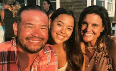 Jon Gosselin Spends July 4 With Daughter Hannah and Girlfriend Colleen