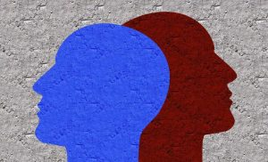 Arguments between couples: Our neurons like mediation