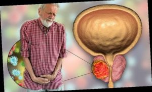 Prostate cancer symptoms: The 'difficulty' when going to the toilet to watch out for