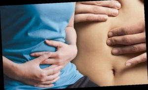 Stomach bloating – the quick and effective self-massage to get rid of your trapped wind
