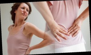 Back pain: Five simple steps you should follow to ease painful symptoms