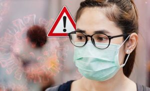 Coronavirus warning: Scientists reveal the very first warning sign of COVID-19 infection