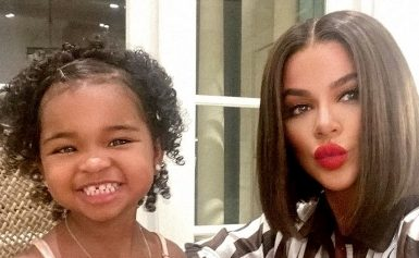 Khloe Kardashian's Best Quotes About Raising Daughter True: My 'Baby FOREVA'