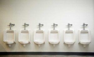 Urinals may spread coronavirus, study finds