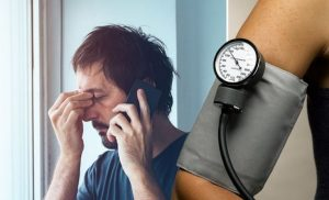 High blood pressure symptoms: Are you struggling to perform in this way? Warning sign