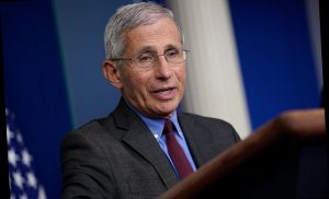 Dr. Anthony Fauci Predicts That a COVID-19 Vaccine Could Be Available by April 2021