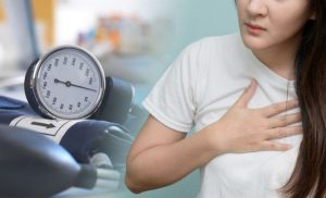 High blood pressure symptoms: The 'pounding feeling' that could signal the condition